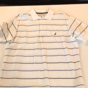 Nautica polo collared t-shirt for sale.Vintage